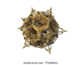 structures 3D rendering