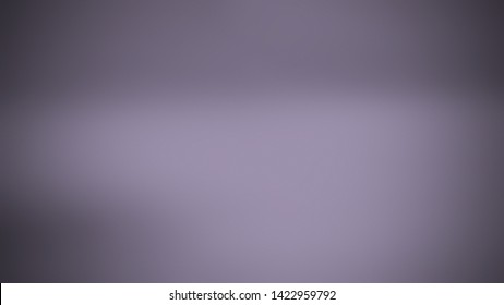 Studio blurred solid gradient background with Amethyst Smoke color.