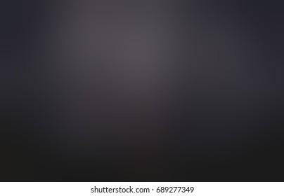 Stylish black matte background. Empty blurred background. Brutal black smooth texture.