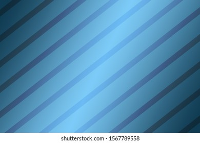 Stylish blue background for presentation, printing, business cards, banner