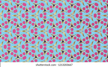 Stylish geometric background. Abstract seamless pattern. Ilustration.  Line pattern collection, brochure, flyer in arabian style. Geometric backgrounds with repeating texture. Ethnic arabic, cover.