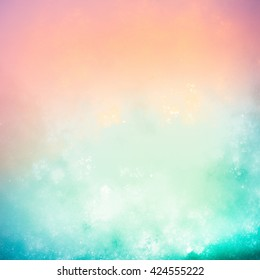 Stylish and harmonious background blur. Colours tender spring or summer  greens, fresh and energizing. Gives the mood of spring awakening texture. The mood of spring, blooming, harmony and joy.