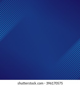 Subtle Gradient Blue Lines Background Pattern