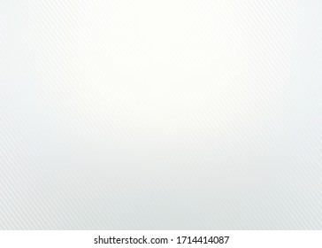 Subtle straight white abstract background. Shiny pearl light texture. Elegant exquisite template. Oblique lines pattern.