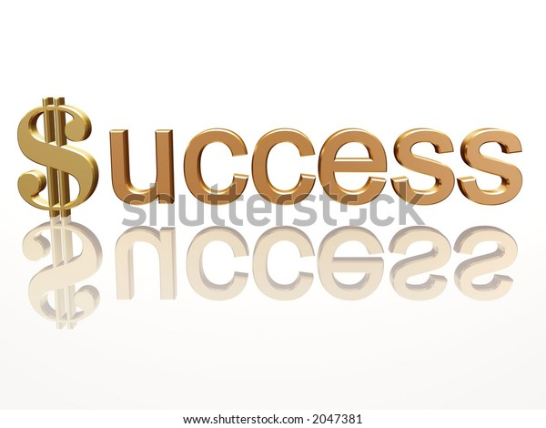 Success and money