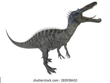 Suchomimus 3D