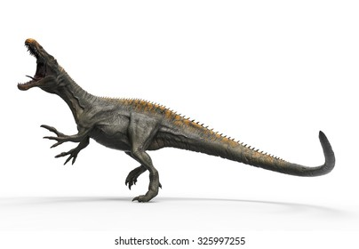 Suchomimus was a large spinosaur.