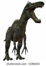 Suchomimus Tenerensis-3D Dinosaur