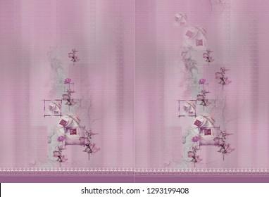 Suit Kurti  Digital Design Illustrator Colour Wallpaper Cute  Salwar