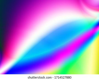 Summer colorful card art abstract illustration background