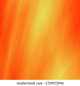Summer orange teaxture gradient art illustration background