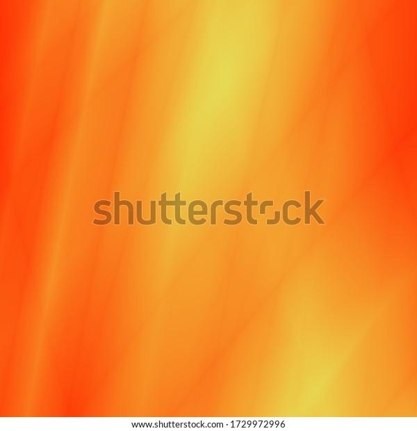 Summer orange teaxture gradient art illustration background