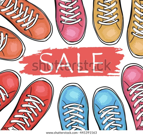 Summer Trendy Sports Shoes Sale