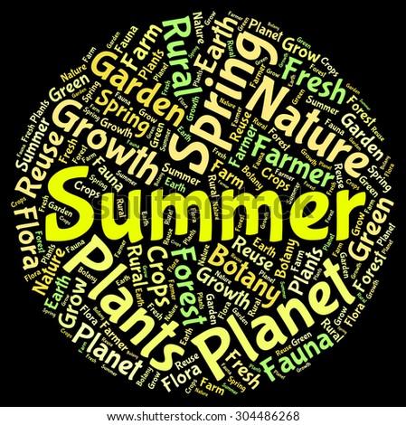 hot weather season