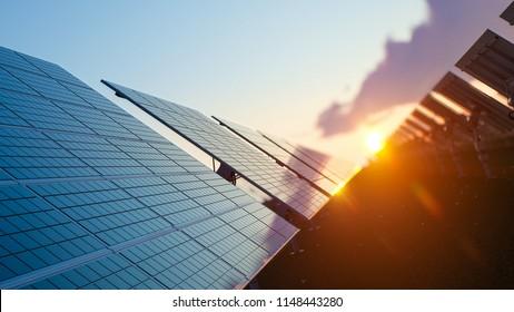 Solar Panels Images Stock Photos Vectors Shutterstock