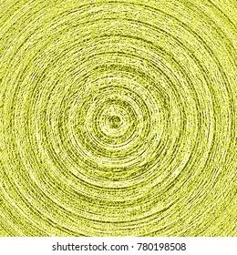 Sun background, circle