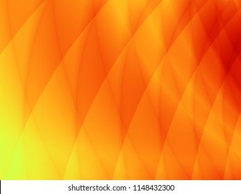 Sun beam abstrac rays graphic orange background