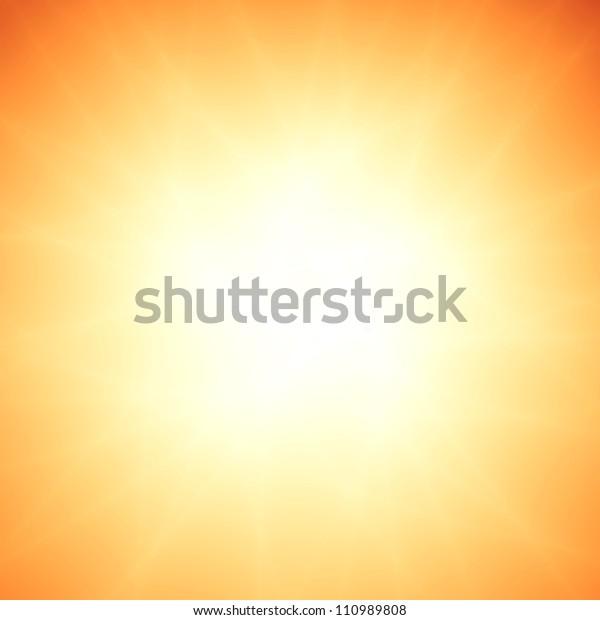 sunbeam-abstract-orange-pattern-backgrou