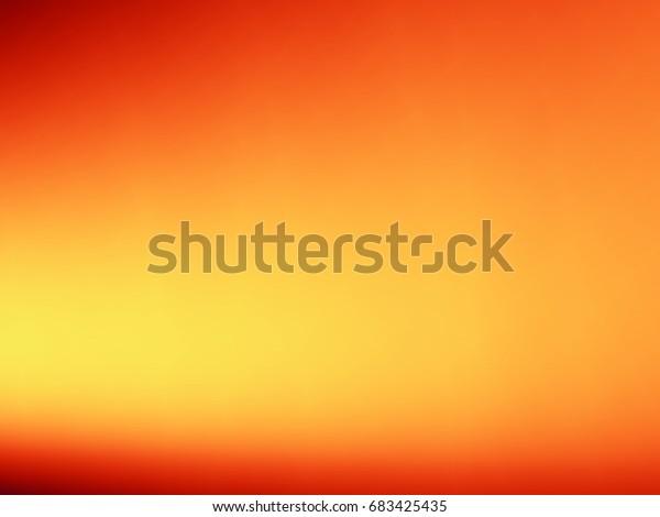 Sunny desert abstract fantasy backdrop design