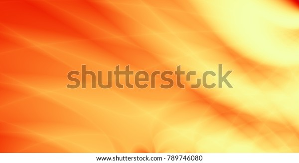 Sunset background holiday orange abstract pattern design