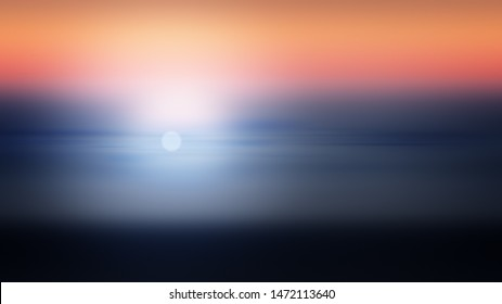 Sunset background illustration gradient abstract backdrop wallpaper,  sun.