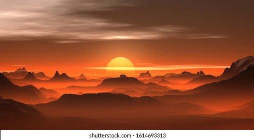 Hd Sunset Images Stock Photos Vectors Shutterstock