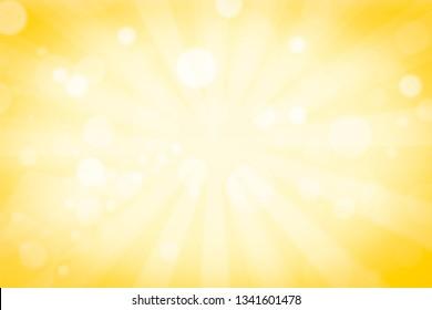 Sunshine background texture yellow background summer