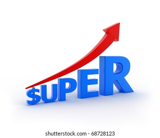 Super Increasing, an Australian retirement savings.