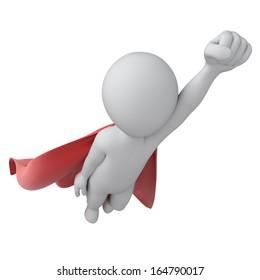 superhero, image with a work path