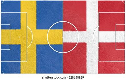 sweden vs denmark europe football championship qualification 2016