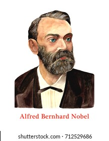 Swedish chemist, engineer, inventor, businessman, and philanthropist - Alfred Bernhard Nobel.