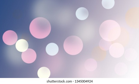 sweet bokeh background