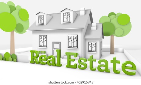 Sweet family house  with the title real estate