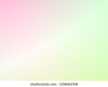 Sweet pastel. gradient background Background image is abstract blurred backdrop. Ecological ideas for your graphic design, banner, or poster and have copy space for text