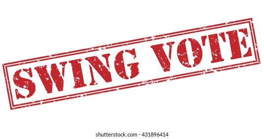 swing vote stamp