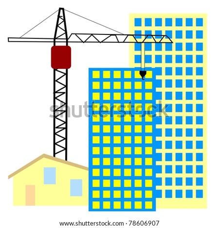 Symbol Construction Industry Stock Illustration 78606907 Shutterstock