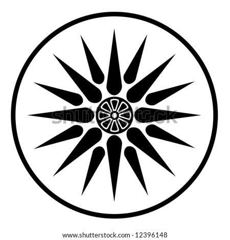 Symbol Of King Philipos Macedonia