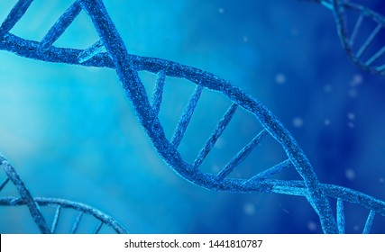 Synthesis of DNA, Replication, Modification and Mutation Process. Concept of Advanced Breakthrough in Scientific Biotechnology and Bio Engineering Domain