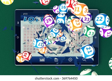 Electronic Lottery Images, Stock Photos & Vectors | Shutterstock
