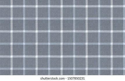Tartan pattern. Plaid pattern. Checkered texture for clothing fabric prints, web design, home textile. Seamless.Geometric pattern - Ekose. İllüstrasyon - Ready to print for Plaid tartan pattern