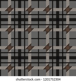 Tartan/Plaid seamless pattern. Abstract background.for textile, wallpaper, pattern fills, covers, surface, print, gift wrap, scrapbooking, decoupage.