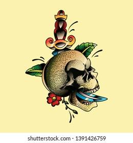 tattoo art design for skin
