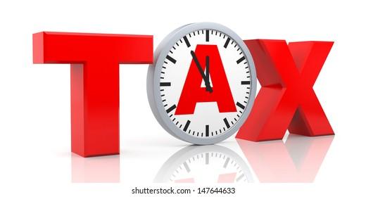 Tax metaphor