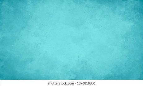 Teal background textured painting 4k elegant illustration