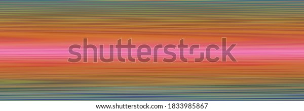 Techno color art abstract line illustration background