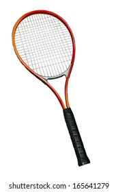 ted tennis racquet