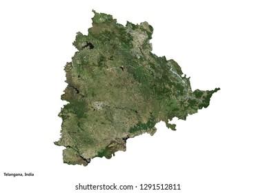 Telangana Map Images, Stock Photos & Vectors   Shutterstock