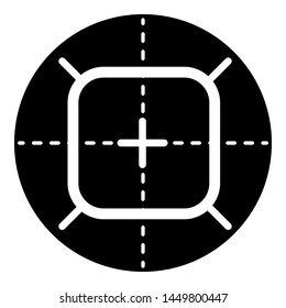 Crosshairs Images, Stock Photos & Vectors | Shutterstock