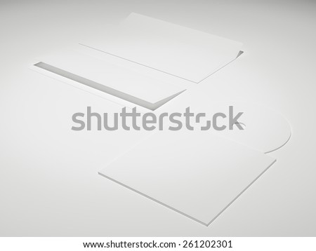 Template business branding high resolution 3 d stock illustration template business for branding high resolution 3d accmission Image collections