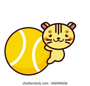 Tennis and Animal Series